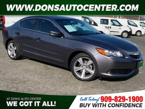 2015 Acura ILX for sale at Dons Auto Center in Fontana CA