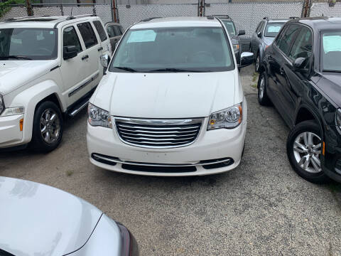 2011 Chrysler Town and Country for sale at Raceway Motors Inc in Brooklyn NY