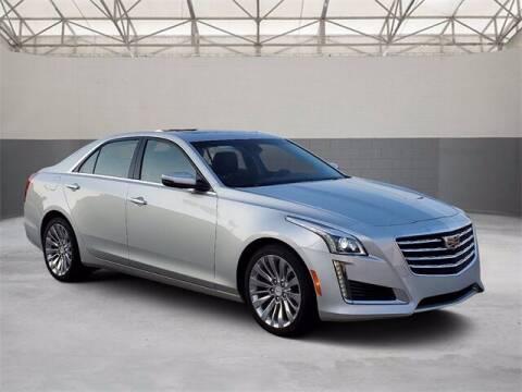 2018 Cadillac CTS for sale at Gregg Orr Pre-Owned Shreveport in Shreveport LA