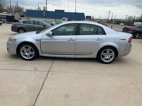2008 Acura TL for sale at Elite Auto Plaza in Springfield IL