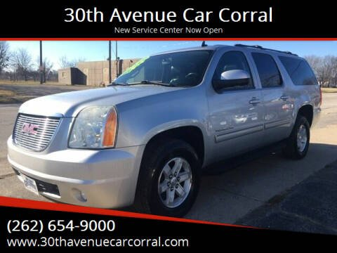2012 GMC Yukon XL for sale at 30th Avenue Car Corral in Kenosha WI