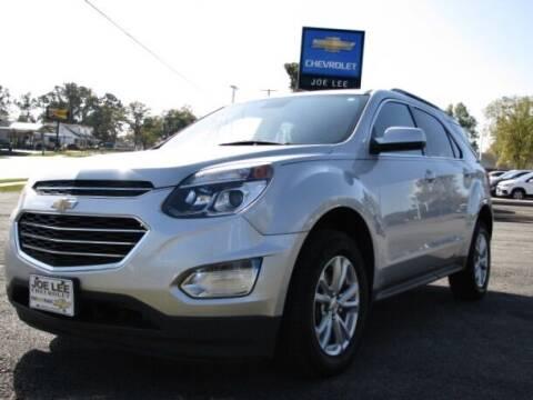 2017 Chevrolet Equinox for sale at Joe Lee Chevrolet in Clinton AR