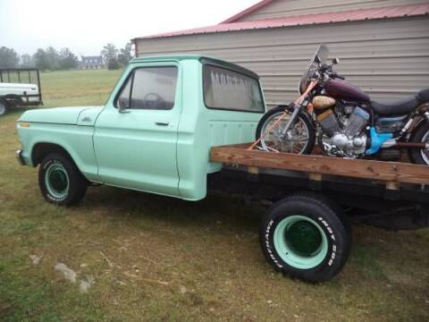 1978 Ford F-100 for sale at Haggle Me Classics in Hobart IN