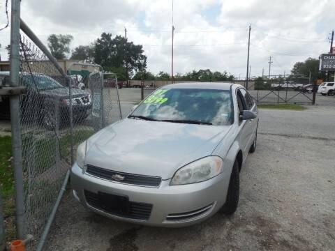 2007 Chevrolet Impala for sale at SCOTT HARRISON MOTOR CO in Houston TX