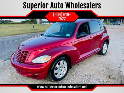 2004 Chrysler PT Cruiser for sale at Superior Auto Wholesalers in Burlington NJ