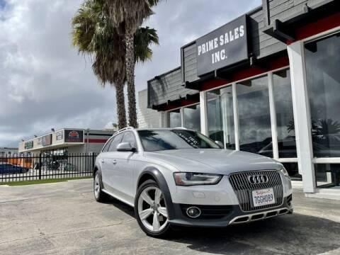 2014 Audi Allroad for sale at Prime Sales in Huntington Beach CA