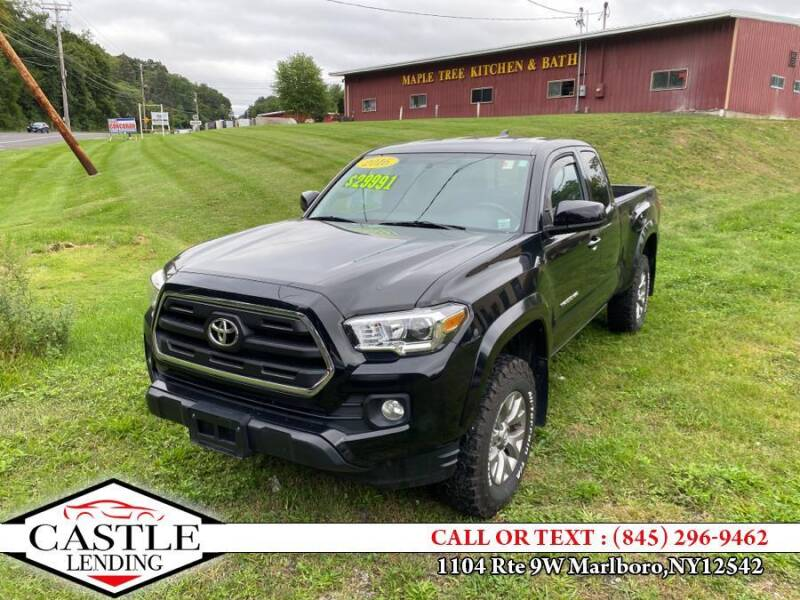 2016 Toyota Tacoma for sale at Classified Pre-owned Cars of Marlboro in Marlboro NY