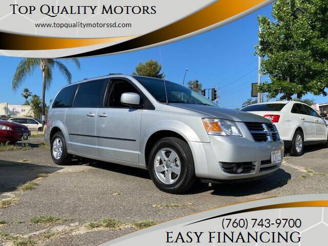 2010 Dodge Grand Caravan for sale at Top Quality Motors in Escondido CA
