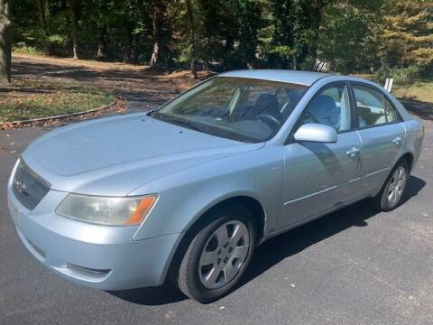 2007 Hyundai Sonata for sale at Bowie Motor Co in Bowie MD