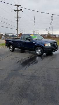 2007 Ford F-150 for sale at Country Auto Sales in Boardman OH