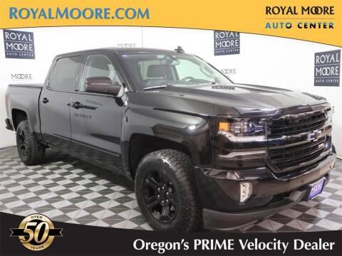 2018 Chevrolet Silverado 1500 for sale at Royal Moore Custom Finance in Hillsboro OR