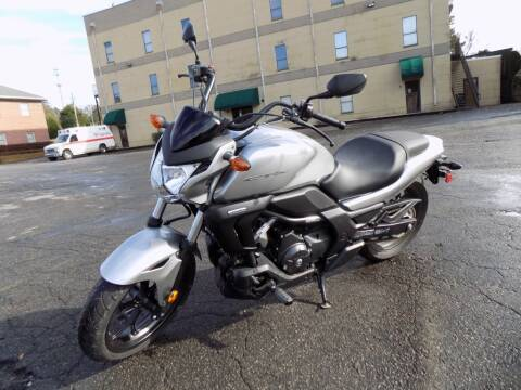 2016 Honda CTX700 for sale at S.S. Motors LLC in Dallas GA