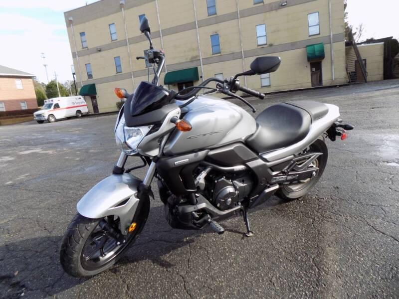 2016 Honda CTX700 for sale at S.S. Motors LLC in Dallas GA