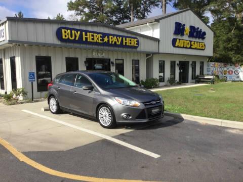 2012 Ford Focus for sale at Bi Rite Auto Sales in Seaford DE