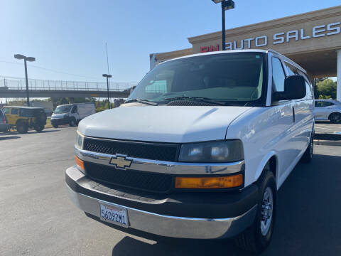 2014 Chevrolet Express Passenger for sale at RN Auto Sales Inc in Sacramento CA