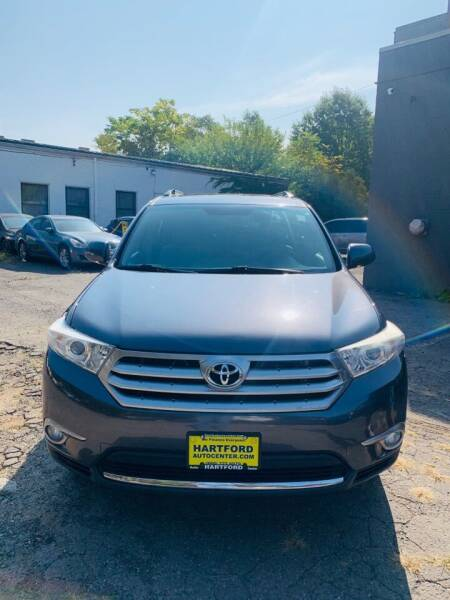 2011 Toyota Highlander for sale at Hartford Auto Center in Hartford CT