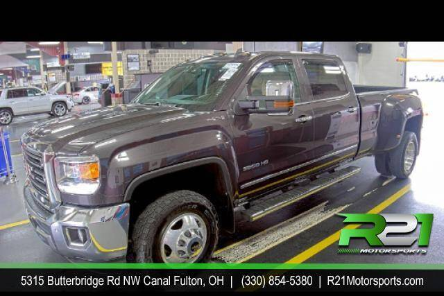 2015 GMC Sierra 3500HD for sale at Route 21 Auto Sales in Canal Fulton OH