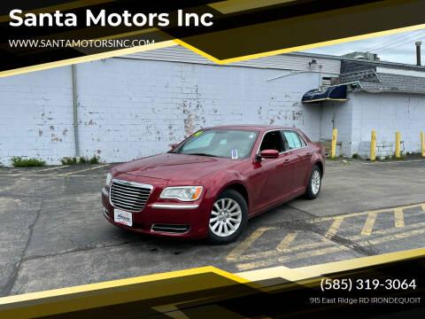 2014 Chrysler 300 for sale at Santa Motors Inc in Rochester NY