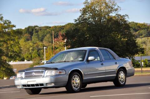 2008 Mercury Grand Marquis for sale at T CAR CARE INC in Philadelphia PA