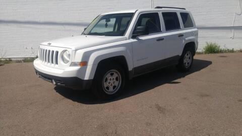 2011 Jeep Patriot for sale at Advantage Motorsports Plus in Phoenix AZ