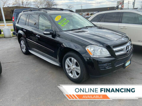 2008 Mercedes-Benz GL-Class for sale at Top Notch Auto Brokers, Inc. in Palatine IL