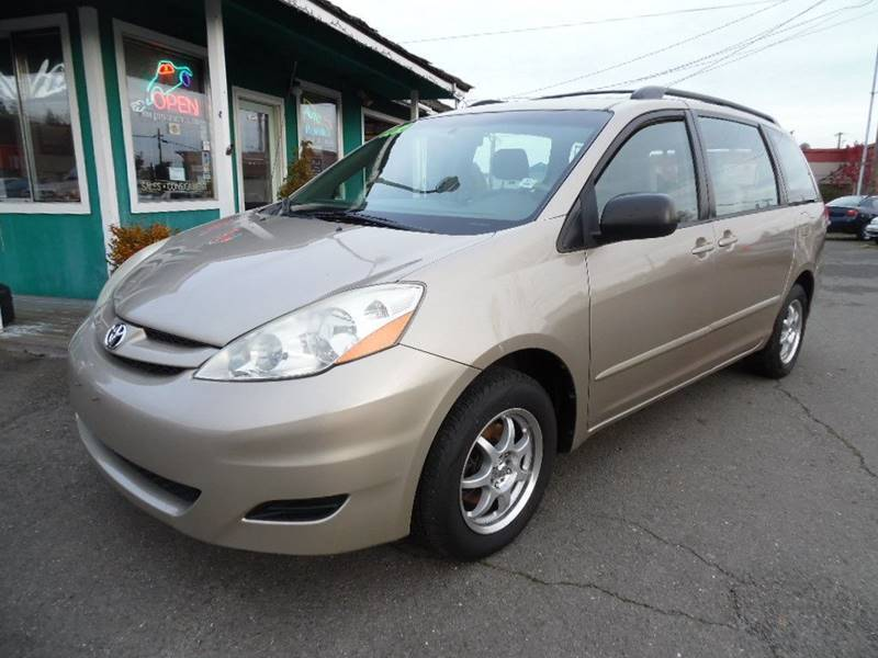 2006 Toyota Sienna for sale at Gary's Cars & Trucks in Port Townsend WA