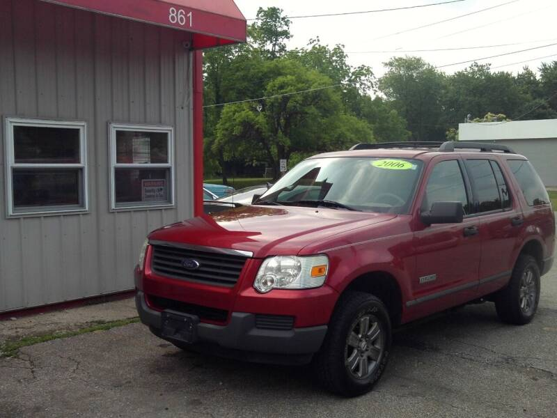 2006 Ford Explorer for sale at Midwest Auto & Truck 2 LLC in Mansfield OH