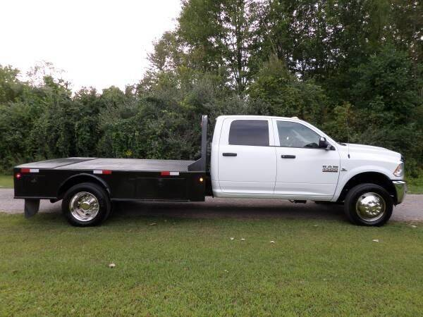 2015 RAM Ram Chassis 4500 for sale at Apex Auto Sales LLC in Petersburg MI