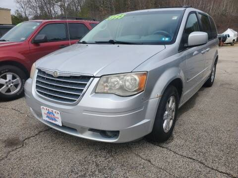 2008 Chrysler Town and Country for sale at Auto Wholesalers Of Hooksett in Hooksett NH