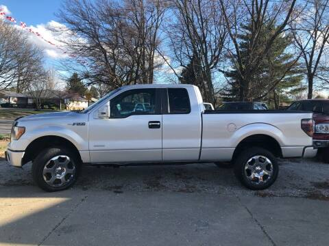 2012 Ford F-150 for sale at Ghazal Auto in Sturgis MI