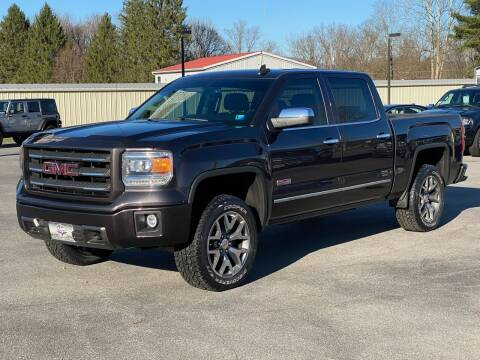 2015 GMC Sierra 1500 for sale at Alexandria Auto Mart LLC in Alexandria PA
