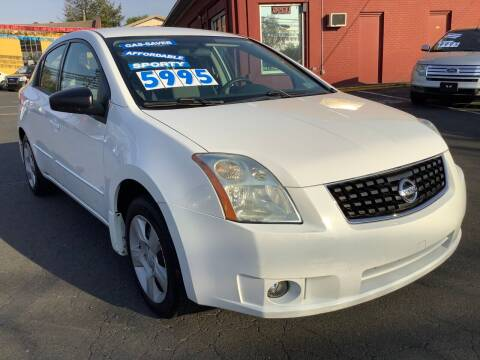 2009 Nissan Sentra for sale at Active Auto Sales in Hatboro PA
