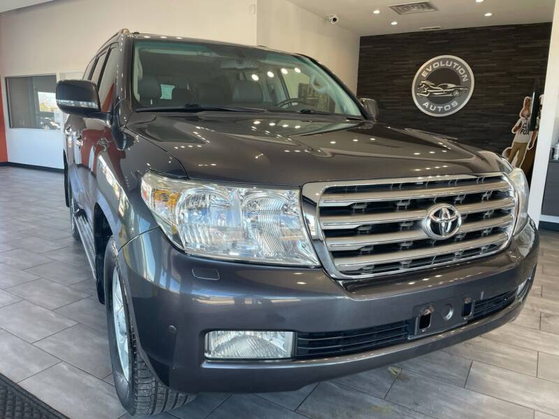2008 Toyota Land Cruiser for sale at Evolution Autos in Whiteland IN