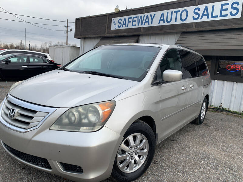 2008 Honda Odyssey for sale at Safeway Auto Sales in Horn Lake MS