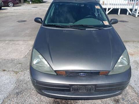 2003 Ford Focus for sale at Jerry Allen Motor Co in Beaumont TX