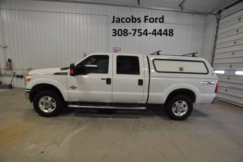 2016 Ford F-250 Super Duty for sale at Jacobs Ford in Saint Paul NE