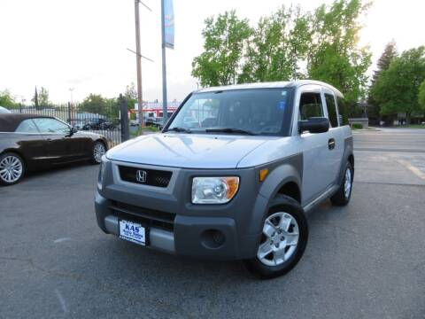 2005 Honda Element for sale at KAS Auto Sales in Sacramento CA
