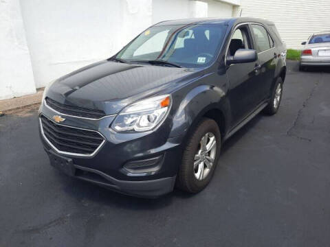 2017 Chevrolet Equinox for sale at 599 Drives in Runnemede NJ