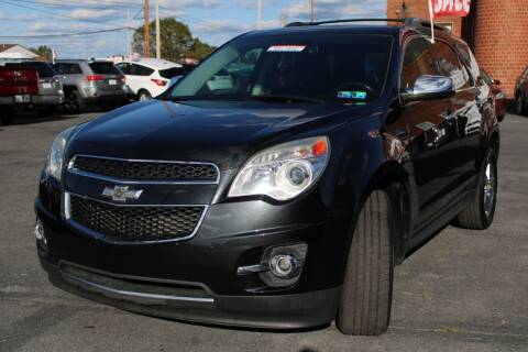 2014 Chevrolet Equinox for sale at Clear Choice Auto Sales in Mechanicsburg PA