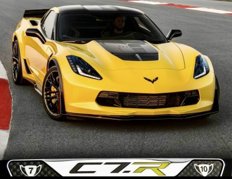 2016 Chevrolet Corvette for sale at Suncoast Sports Cars and Exotics in West Palm Beach FL