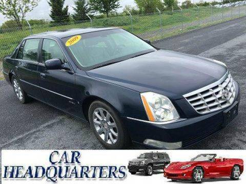 2009 Cadillac DTS Pro for sale at CAR  HEADQUARTERS in New Windsor NY