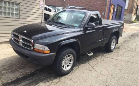 2004 Dodge Dakota for sale at 57th Street Motors in Pittsburgh PA