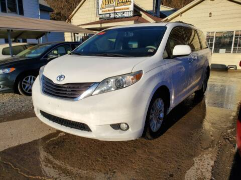 2011 Toyota Sienna for sale at Auto Town Used Cars in Morgantown WV