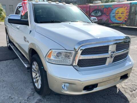 2014 RAM Ram Pickup 1500 for sale at Consumer Auto Credit in Tampa FL