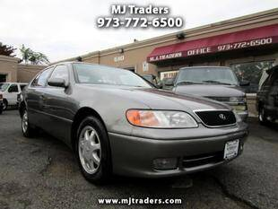 1996 Lexus GS 300 for sale at M J Traders Ltd. in Garfield NJ