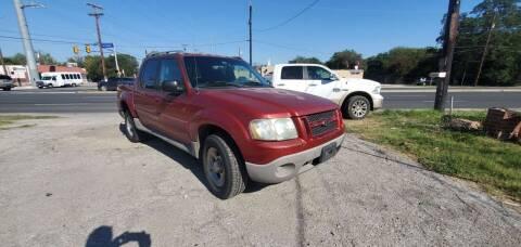 2002 Ford Explorer Sport Trac for sale at C.J. AUTO SALES llc. in San Antonio TX