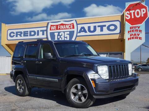 2008 Jeep Liberty for sale at Buy Here Pay Here Lawton.com in Lawton OK