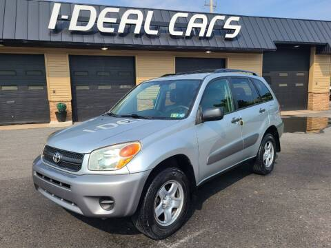 2005 Toyota RAV4 for sale at I-Deal Cars in Harrisburg PA