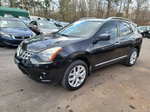 2015 Nissan Rogue Select for sale at GA Auto IMPORTS  LLC in Buford GA