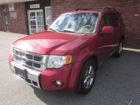 2009 Ford Escape for sale at Tewksbury Used Cars in Tewksbury MA